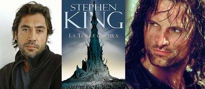Javier Bardem será Deschain en 'La torre oscura', adaptación de Stephen King