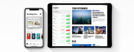 lanzamiento iOS™ doce horario