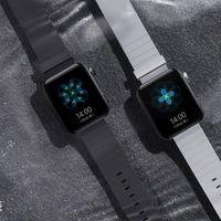 El Xiaomi Mi Watch se deja ver en imágenes oficiales: un hermano del Amazfit GTS inspirado en el Apple Watch