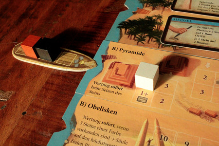 Imhotep (de Meoples Magazine)