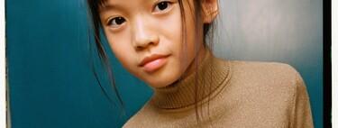11 jerséis y chalecos de la colección Zara Kids que vas a querer añadir a tu armario este otoño 2020