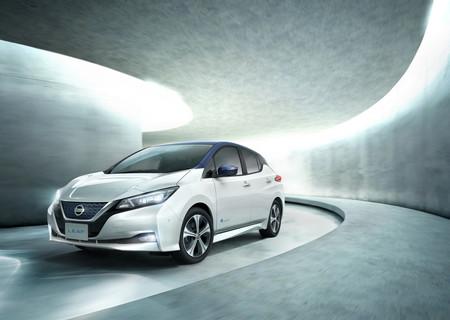 Nissan Leaf 2018 210