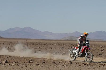 Sanz Etapa5 Dakar2015