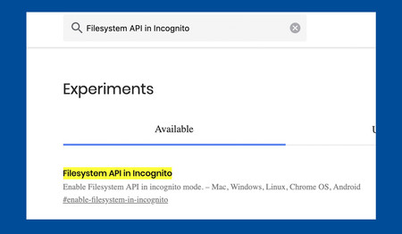 Filesystemapi