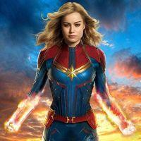 Un hashtag machista empaña la promo de 'Capitana Marvel'