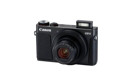Ahórrate 180 euros en una compacta avanzada como la Canon G9 X Mark II: en el Black noviembre de MediaMarkt la tienes por 299 euros