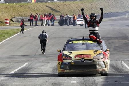 Petter Solberg hace historia para ganar y acercarse a su segundo título Mundial