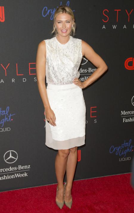 Maria Sharapova Style 2013 look