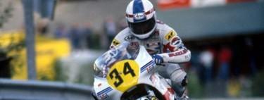 El día que Kevin Schwantz corrió con su moto de GP en una carrera urbana y... ¡arrasó!