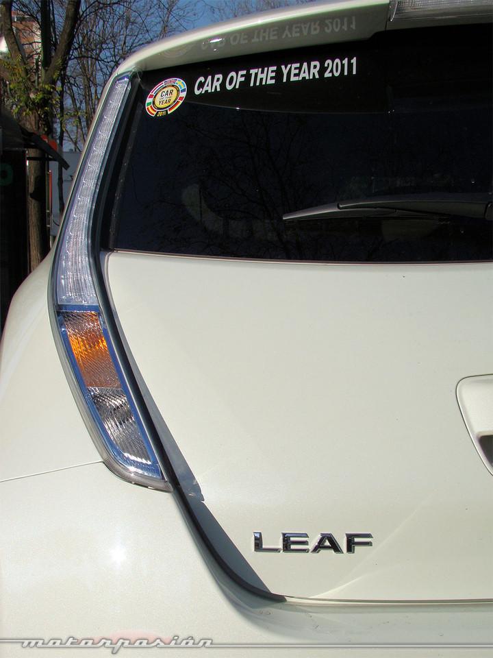Foto de Nissan Leaf, prueba (4/27)