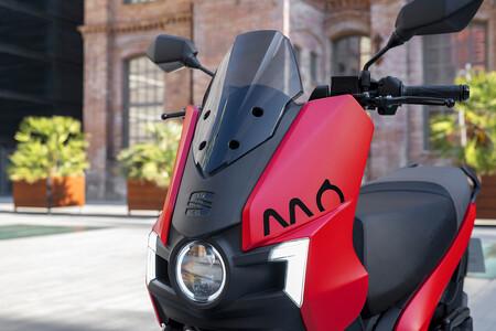 Seat Mo Moto Electrica Mexico 52