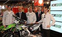 Kimi Raikkonen en el Mundial de Motocross, el 'hombre de hielo' se pasa al barro