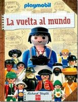 """La vuelta al mundo"" con Playmobil"