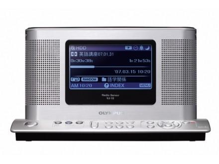 VJ-10, radio con disco duro