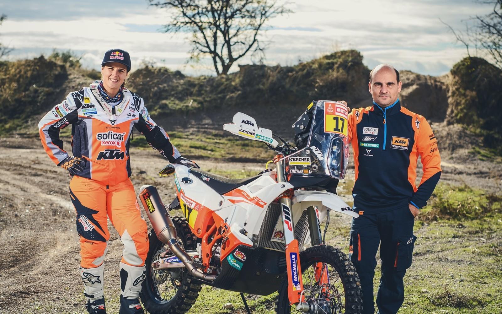 Foto de KTM 450 Rally Dakar 2019 (42/116)