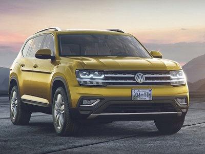 Volkswagen Atlas 2018, Volkswagen va por el sueño americano
