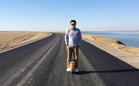 Airwheel X3, la patineta monorriel perfecta para la ciudad