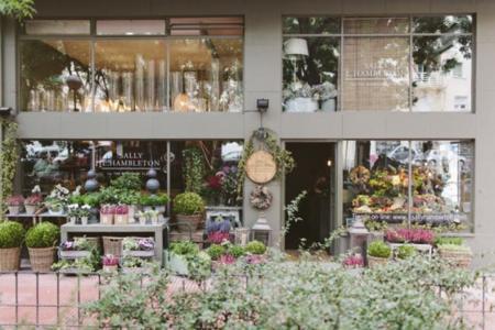The Workshop Flores, una floristería de ensueño