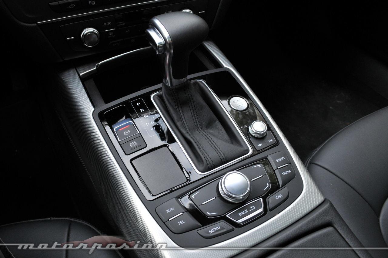 Foto de Audi A6 hybrid (prueba) (68/120)