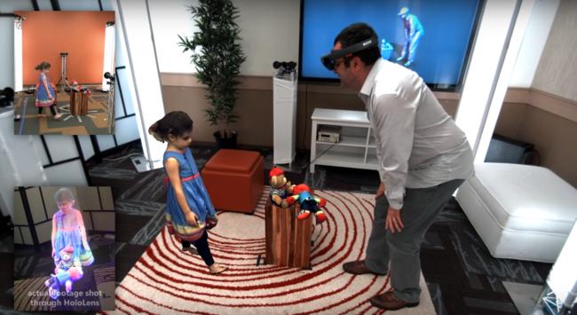 ¿Un sistema de comunicación basado en hologramas? Microsoft da los primeros pasos con HoloLens y Holoportation
