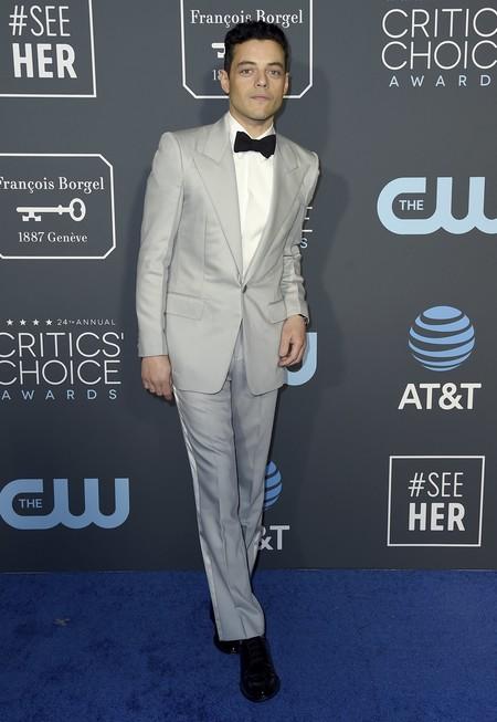 Hombres Critics Choice Awards 9