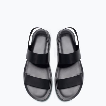Sandalias Zara Primavera Verano 2015 Trendencias Hombre