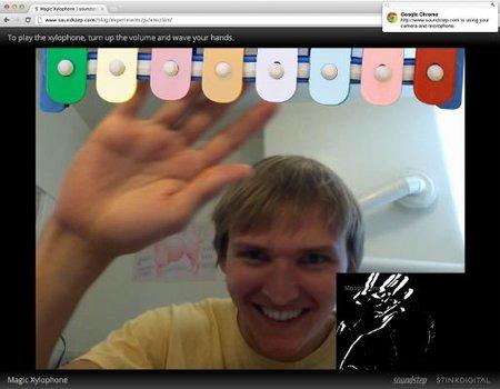 Chrome 21 beta incorpora de forma nativa soporte para webcam, micrófono y gamepad
