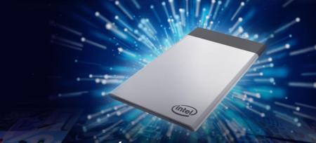 Intel Compute Card es un PC que cabe en una cartera