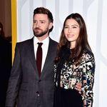 Para Justin Timberlake aún es otoño y su más reciente look de alfombra roja lo demuestra
