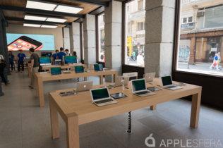 Apple eliminará los iPad que usa como puntos informativos de sus Apple Store