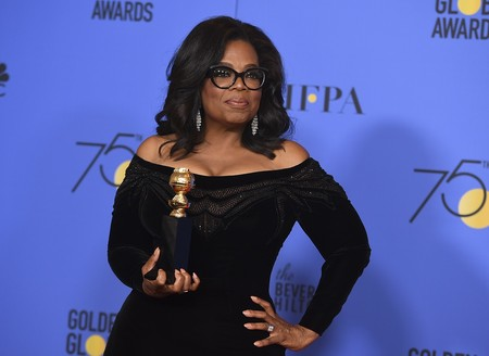 Oprah Winfrey podría presentarse a la presidencia de Estados Unidos. ¿Viviremos el #Oprah2020?