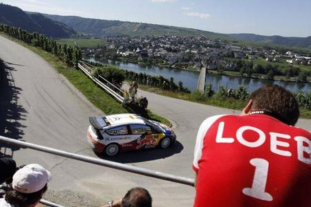 Sébastien Loeb tiene en mente retirarse a finales de 2011
