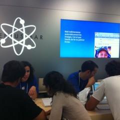 Foto 78 de 93 de la galería inauguracion-apple-store-la-maquinista en Applesfera