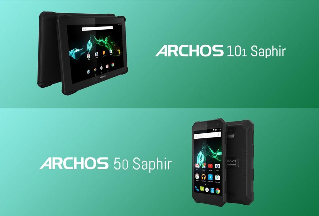 Archos Saphir
