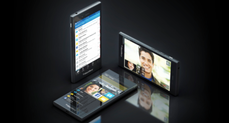 El BlackBerry Z3 está aquí