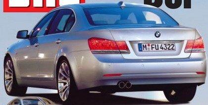 La nueva generación del BMW Serie 5 según Autobild