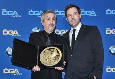 Alfonso Cuarón es el mejor director del año