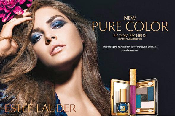 Pure Color by Tom Pecheaux para Estée Lauder