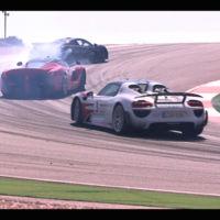 LaFerrari vs. P1 vs. Porsche 918, ¿Quién lo hará mejor, Chris Harris o los ex Top Gear?