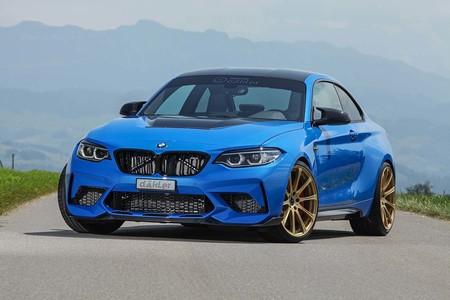 ¡Brutal! El BMW M2 CS se convierte en un compacto extremo de 550 CV y 740 Nm tras pasar por las manos de Dähler
