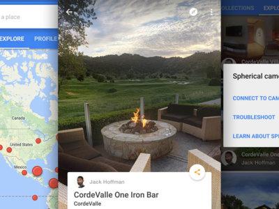 Street View mejora su interfaz, incluye notificaciones y más mejoras