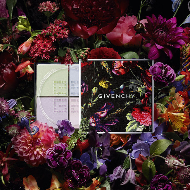 Packshoot Fondo Floral Prisme Libre Edicion