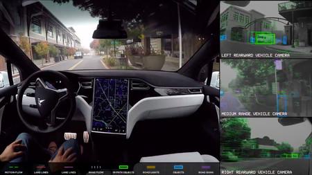 Frenos con vida propia y tambaleos en 47.000 Teslas: al Autopilot le cae una demanda por peligroso