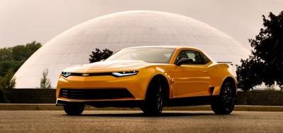 """Chevrolet regresa a la pantalla grande con """"Transformers: La era de la extinción"""""""