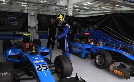 Hilmer Motorsport, nuevo equipo de la GP2 en lugar de Ocean Racing Technology