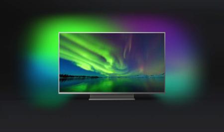 Ahorra más de 200 euros en Mielectro en la completísima Philips 55PUS7504: una smart TV 4K con Android bestial en calidad precio