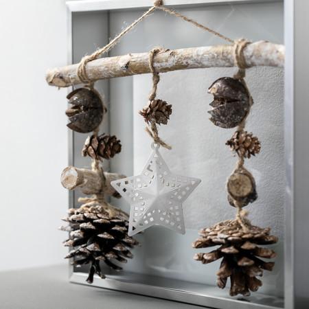 madera navidad