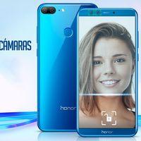 Huawei Honor 9 Lite de 32GB, con cuatro cámaras, por sólo 166 euros y envío gratis