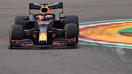 Verstappen Imola F1 2020