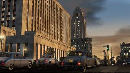 'L.A. Noire', a medida que pasa el tiempo. Vídeo Timelapse